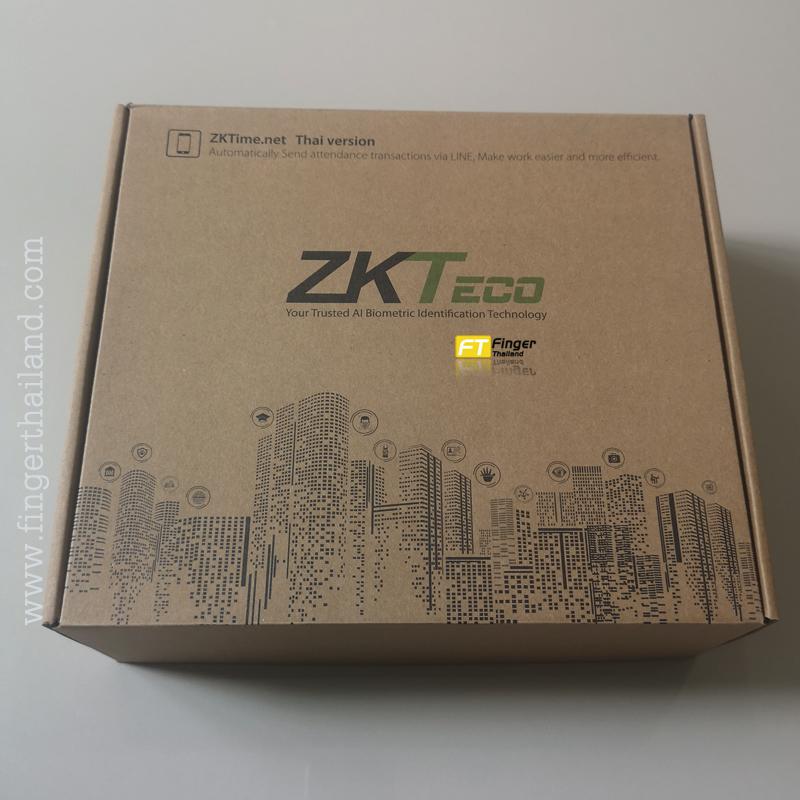 กล่องเครื่องสแกนลายนิ้วมือ ZK Teco U300-C