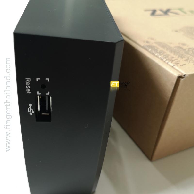 รูดึงข้อมูลด้วย USB รุ่น  ZKTeco U300-C